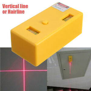 Level-Laser-Measurement-Tool-Right-Measure-Cross-Line-Vertical-Infrared-NEW-AU