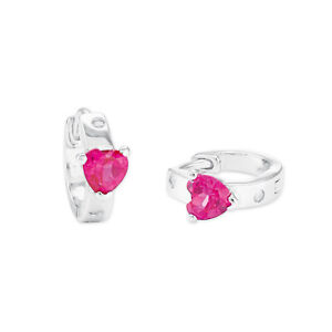 amor-Creole-fuer-Maedchen-925-Sterling-Silber-Zirkonia-weiss-pink