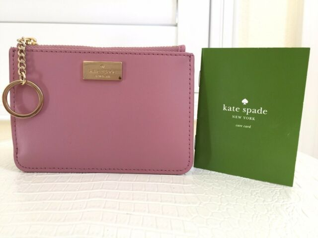 Kate spade id business wallet credit cards card holder case gusset kate spade id business wallet credit cards card holder case gusset key chain colourmoves
