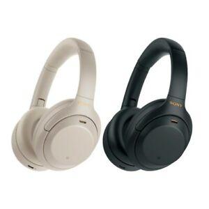 Sony WH-1000XM4 Wireless Cancellazione del Rumore Cuffie - [Nero/Argento]