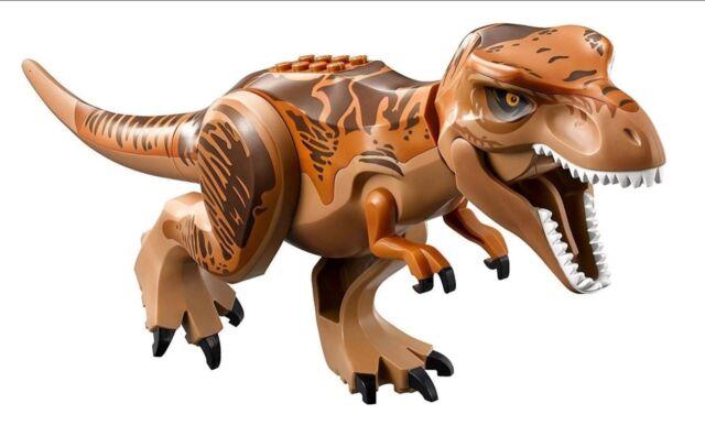 100 Lego T Rex Jurassic World Tyrannosaurus Rex 75918 In Original For Sale Online Ebay No es muy difícil de hacer y realmente puede dar sus frutos cuando tratas. lego jurassic world fallen kingdom t rex dinosaur 04 tyrannosaurus rex real lego