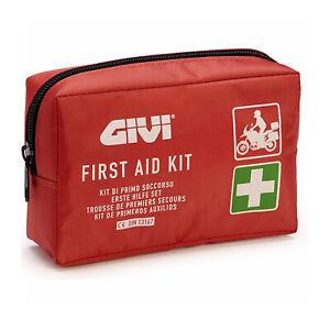 Kit primo soccorso portatile GIVI S301 first aid kit Moto omologato DIN13167