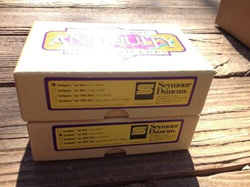 Seymour Duncan Antiquity for Telecaster Pickup SET Tele 11024-21 11024-22