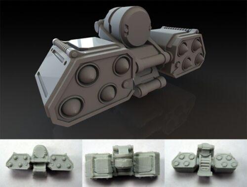 Conversion Bits Secret Weapon 4 Open SW-CB1031 Missle Pods