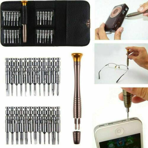25in1 Multiuse Precision Torx Screwdriver Bit Set For Mobile Laptop Repair Tools