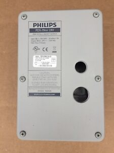 Philips-Color-Kinetics-PDS-70MR-24V-Ethernet-Power-Data-Supply-109-000018-02