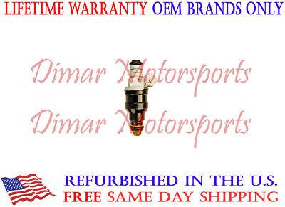Lifetime Warranty Single OEM Fuel Injector 23250-70020