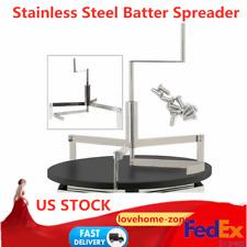 40cm Stainless Steel Crepe Spreader Batter Spreader Tool For Crepe Pizza Maker