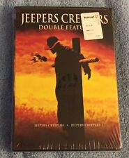 Jeepers Creepers/Jeepers Creepers 2 (DVD, 2006, 2-Disc Set) Brand New Sealed