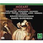 Wolfgang Amadeus Mozart - Mozart: Don Giovanni (1992)