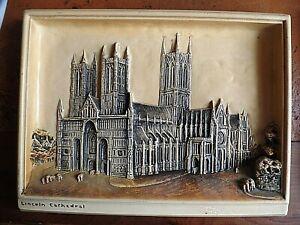 Larger-Vintage-Osborne-Ivorex-Wall-Plaque-Lincoln-Cathedral