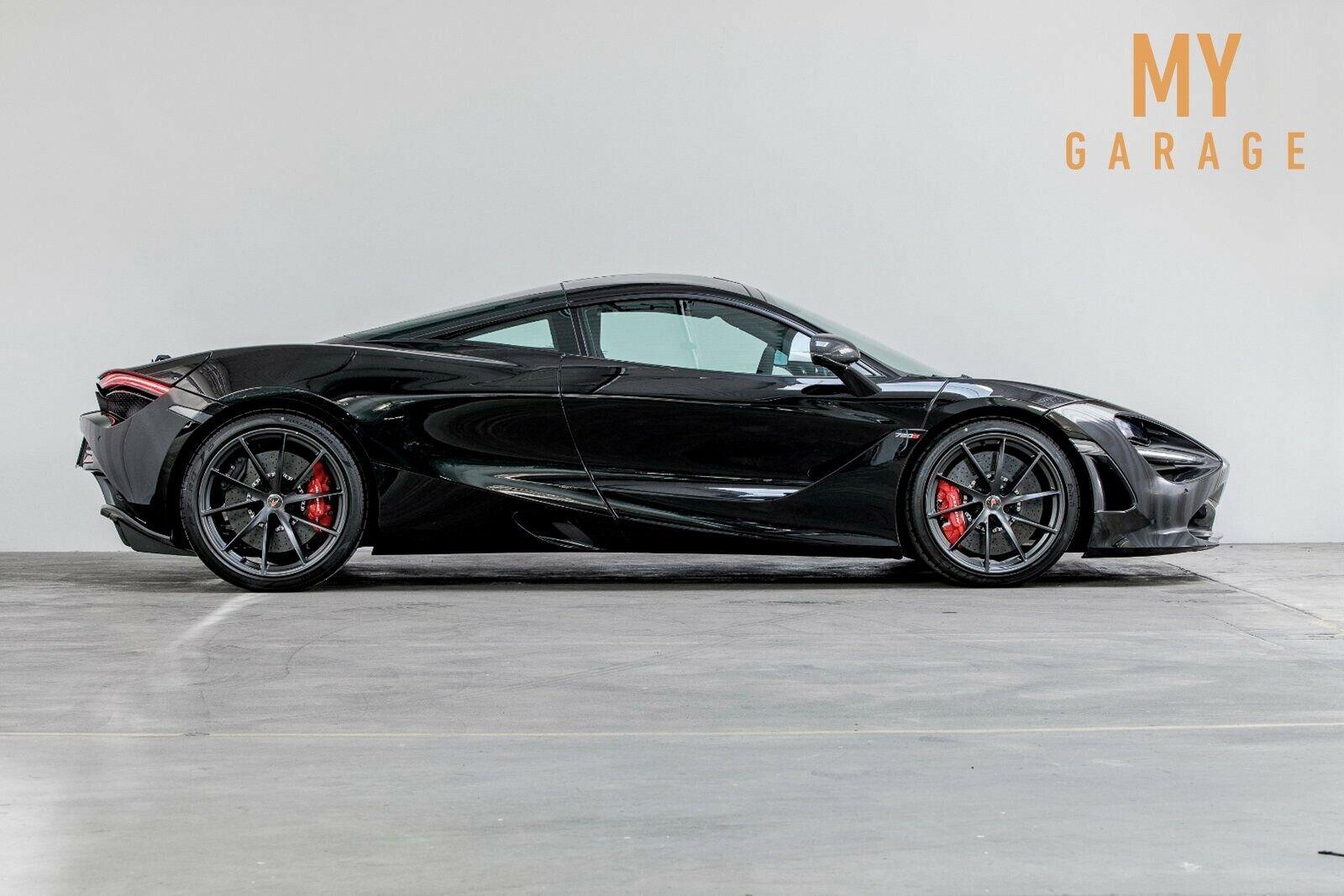 McLaren 720S 4,0 Coupé 2d