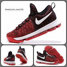 Nike Zoom KD 9 Elite 843392-610 Size Uk 7, EUR 41, USA 8 Black & Red
