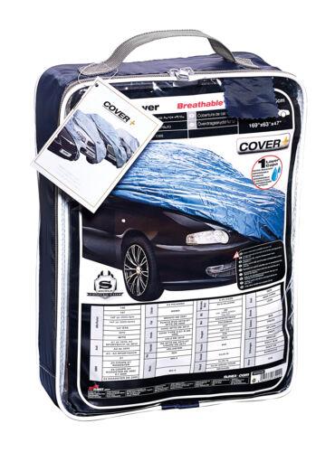 Peugeot RCZ Rain Sun Dirt Ice /& Snow Protection Breathable Blue Full Car Cover