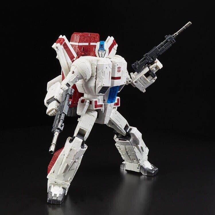 Hasbro  Transformers Jetfire Siege War for Cybertron  vieni a scegliere il tuo stile sportivo