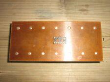 Elektronik-Steck-Bord Brückenplatte IC-Versuche 2 x 16 Pin mit Bananenbuchsen