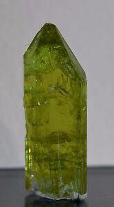 EXQUISITE-Green-VESUVIANITE-crystal-Jeffrey-Mine-Asbestos-QC