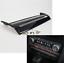 Carbon fiber Style Console Gear CD Panel Trim  Decorat For MAZDA 3 Axela 2017-18