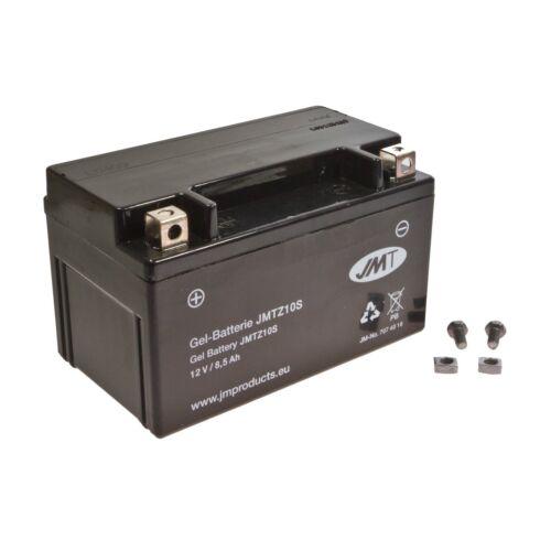 JMT gel batería ytz10s ktm duke 690 R BJ 2010-2012