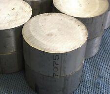 4 Dia X 2 Lg 7075 T6 Aluminum Round Lot Of 10