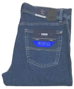PIONEER-Rando-MEGAFLEX-Stretch-dehnbar-Jeans-Hose-stone-1680-9885-055-2-Wahl