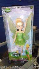 "Disney Tinker Bell Fairies My Wings Flutter 10"" Classic Doll"