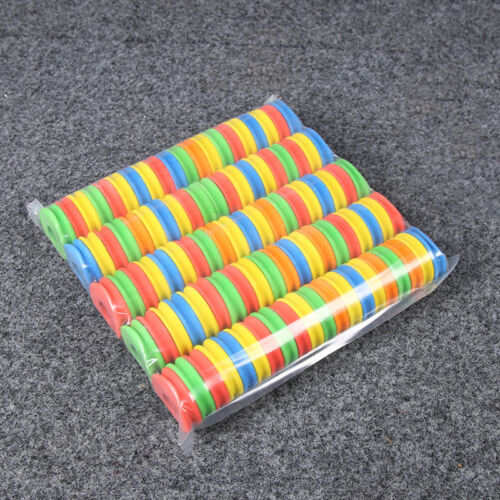 10 100 stk Durable Foam Wicklung Board Angelschnur Spulen Bobbin Angeln,.