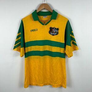 Vintage-Oneills-Australia-Soccer-Football-Jersey-Mens-Size-40-Medium-Play-Issue