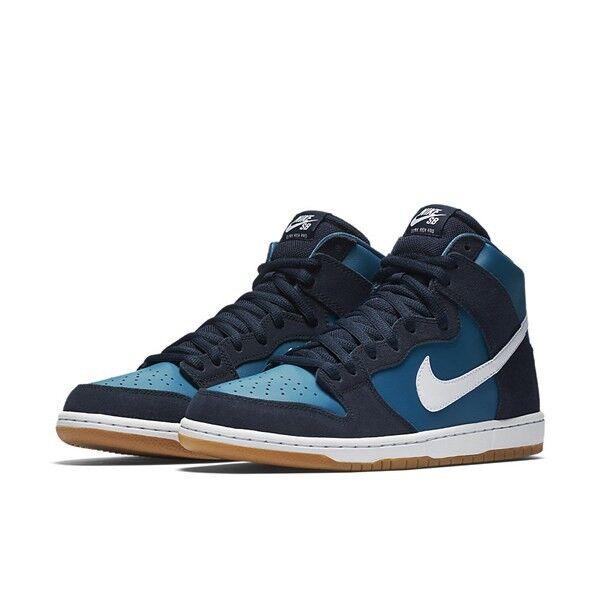 Nike Men's Men's Nike SB Zoom Dunk High Pro Skateboarding / Athletic Sneakers 854851-414 a407c4