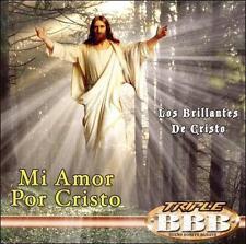 FREE US SHIP. on ANY 2 CDs! NEW CD Brilliantes De Cristo: Mi Amor Por Cristo