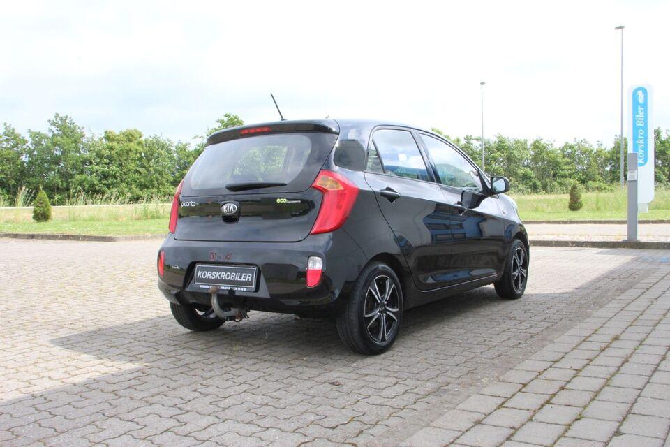 Kia Picanto 1,2 Motion+ Eco Benzin modelår 2013 km 193000
