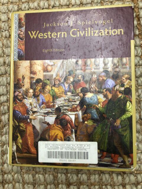 Available Titles Aplia Western Civilization By Jackson J Spielvogel 2011 Hardcover