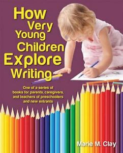 How-Very-Young-Children-Explore-Writing-by-Marie-M-Clay-Paperback-2015