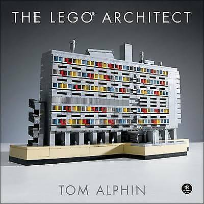 The Lego Architect by Alphin, Tom -Hcover