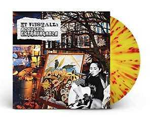 KT-Tunstall-039-s-Acoustic-Extravaganza-Red-Splatter-Ltd-Edt-Vinyl-New-amp-Sealed