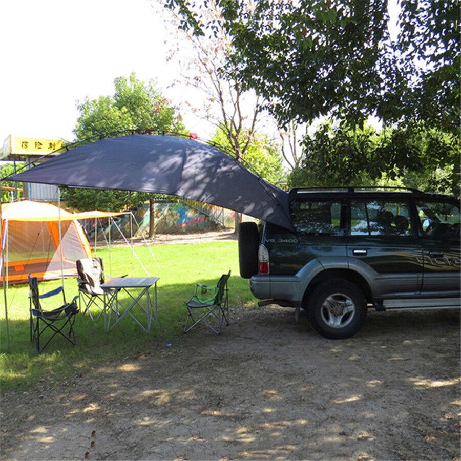 Calidad Toldo 4x4 SUV Remolque De Campamento Pesca 4WD tienda superior capota Camper Techo