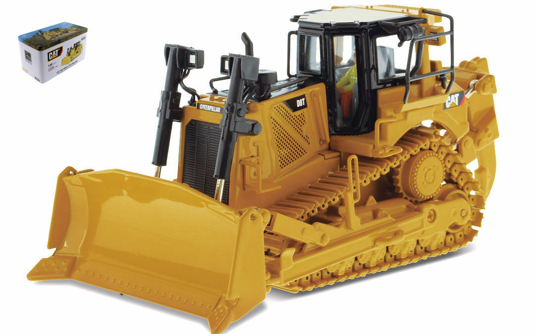Cat D8T Track Type Tractor 1 50 modello DIECAST MASTERS