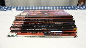 Marvel Huge Lot of Ultimate series graphic novels for sale - X-Men