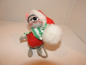 6in Snowball Mouse Annalee