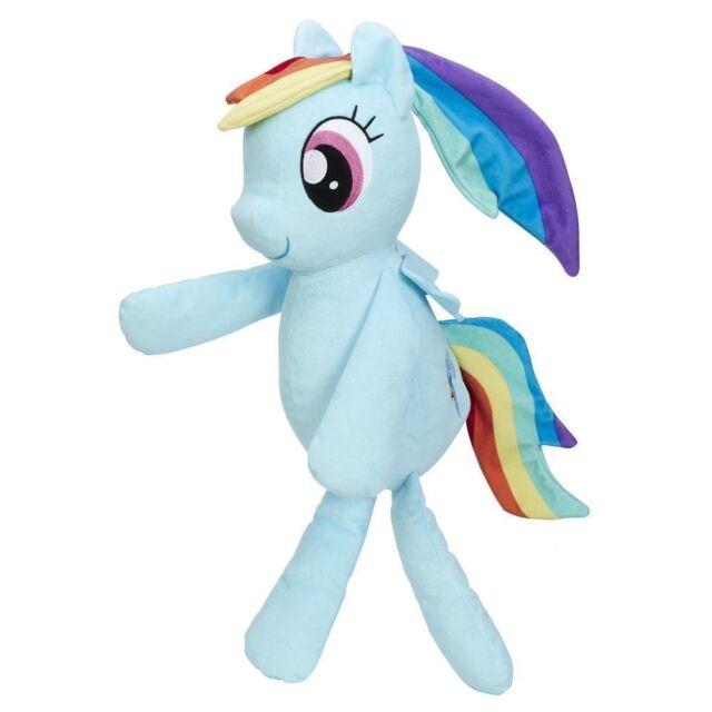 Hasbro My Little Pony Huggable Soft Giant Rainbow Dash Plush Toy