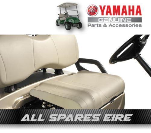 GENUINE OEM YAMAHA GOLF CART BUGGY STOCK STONE BOTTOM SEAT COVER - on yamaha j55 golf cart, yamaha ydra golf cart accessories, yamaha ydre golf cart accessories,