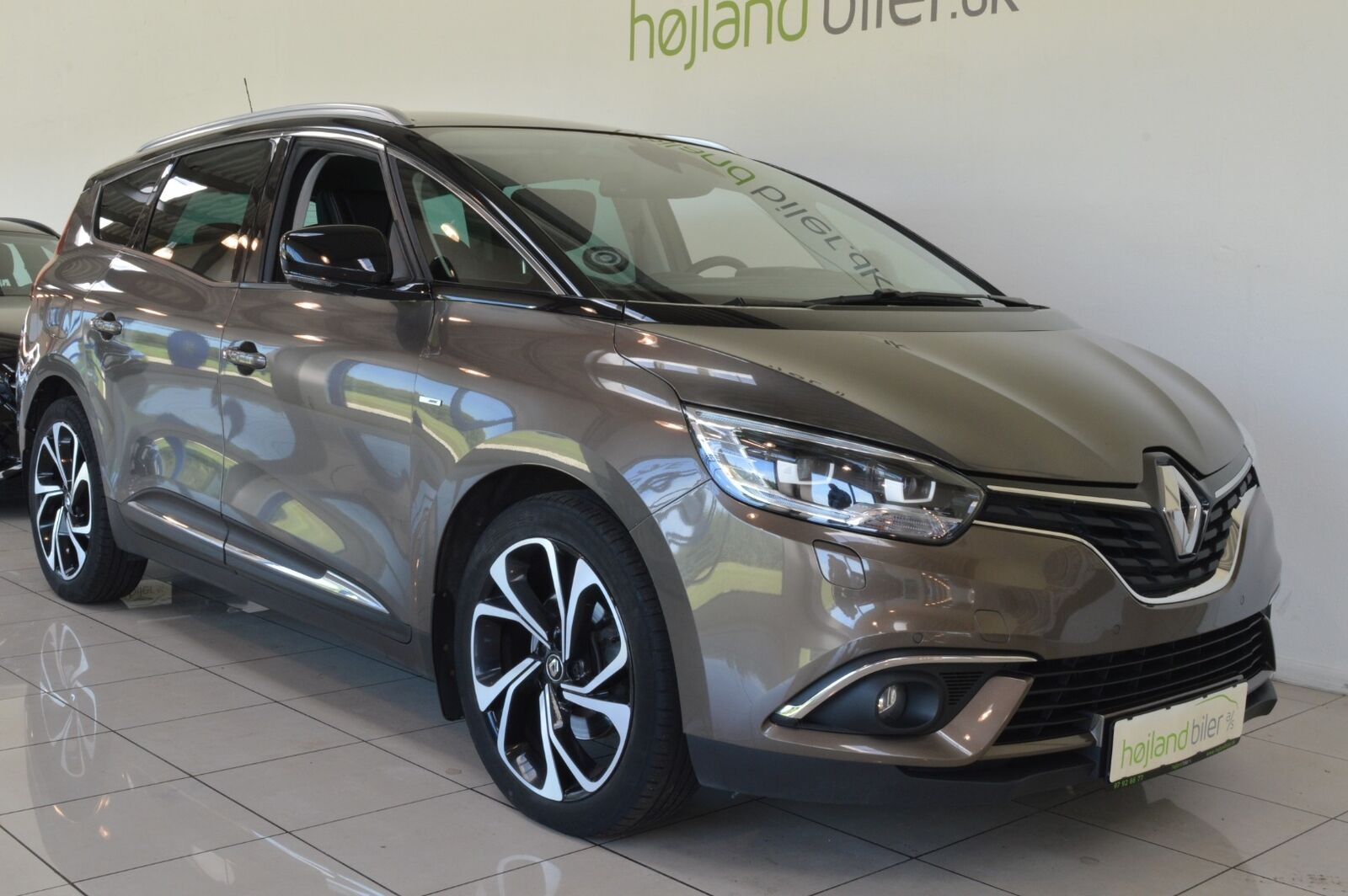 Renault Grand Scenic IV 1,6 dCi 160 Bose Edition EDC 7prs 5d - 254.900 kr.