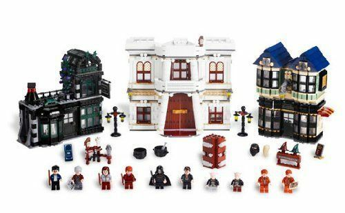LEGO ✰ Harry Potter Diagon Alley ✰   10217 ✰ ✰  BRAND NEW SEALED LEGO ✰ ✰ SHARP