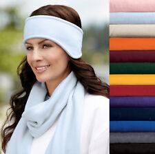 Ear Warmer Head Band Polar Fleece Ski Ear Muff Unisex Stretch Spandex Winter Hat