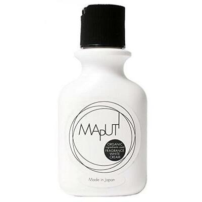 MAPUTI OFWC Organic Fragrance White Cream 100ml Delicate Zone Skin Care Japan*