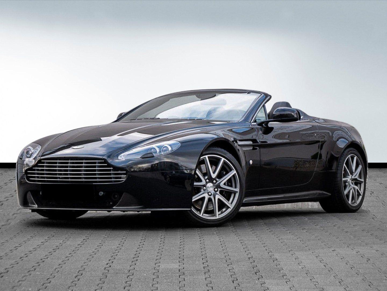 Aston Martin V8 Vantage S 4,7 Roadster aut. 2d
