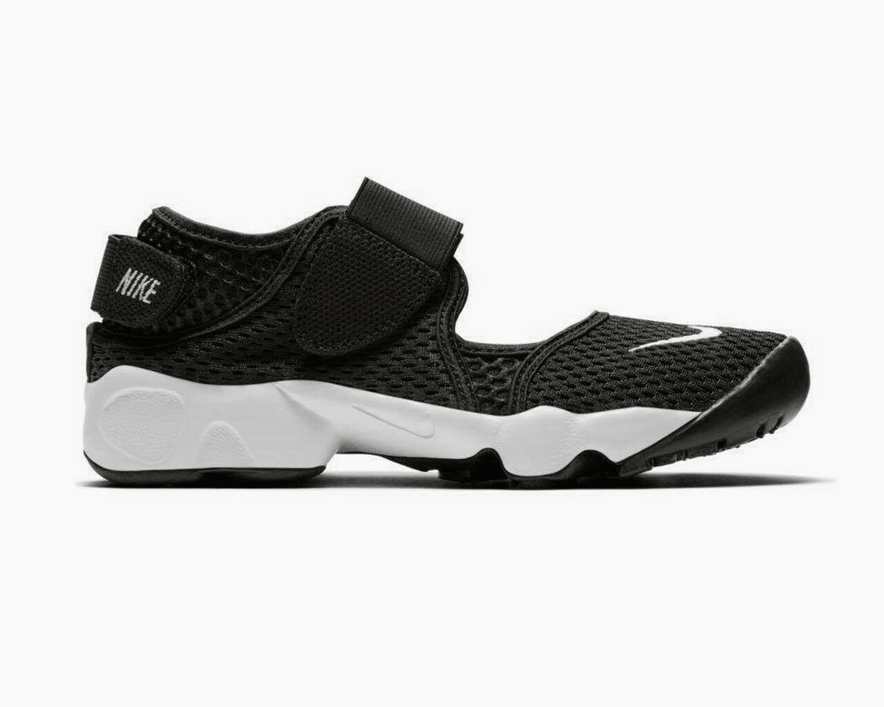 Boys Nike RIFT PS GS 314149 014 Girls Shoes Black Ladies Gym Summer Trainers