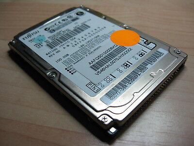 MHU2100AT CA06499-B11000C1 100gb  IDE Laptop Drive 00000008