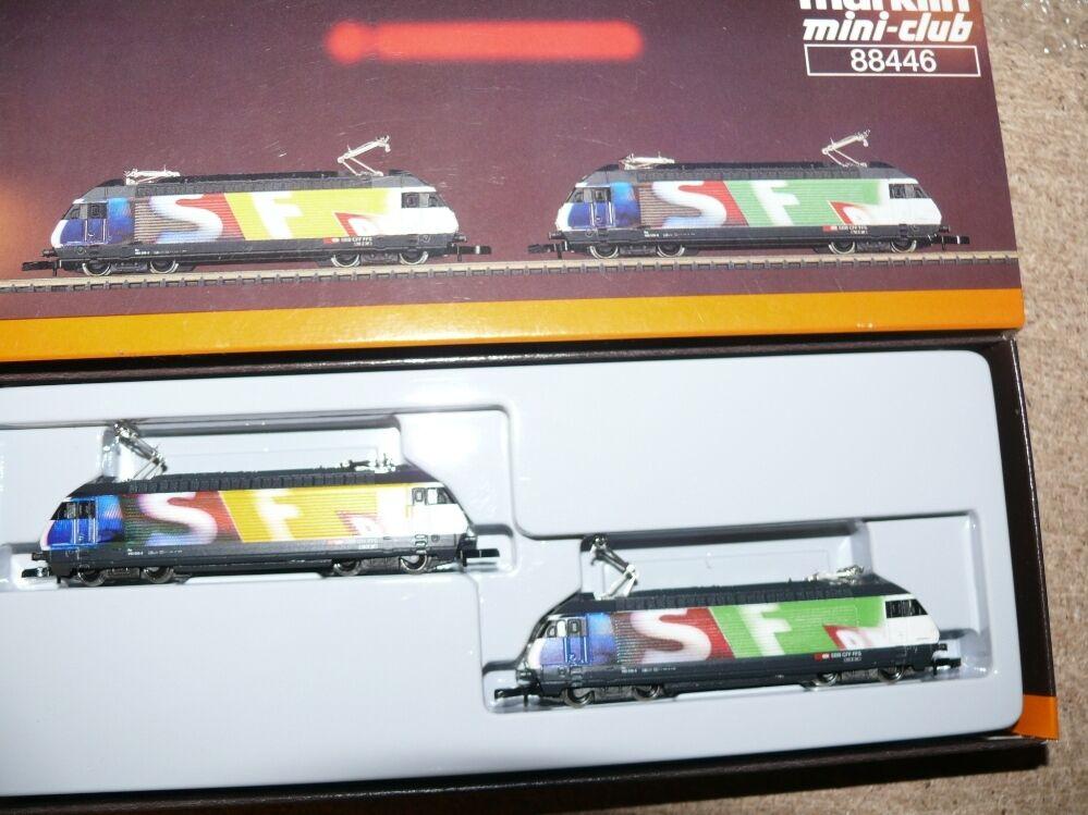 B13   88466 doppio confezione e Lok RH 460-SBB-SF inutilizzato