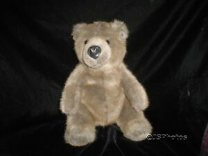 Ganz Brown Bear Heritage Collection Vintage 12 inch 1980's
